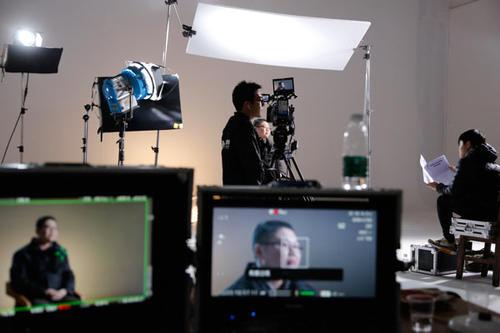 上海企业宣传片制作流程
