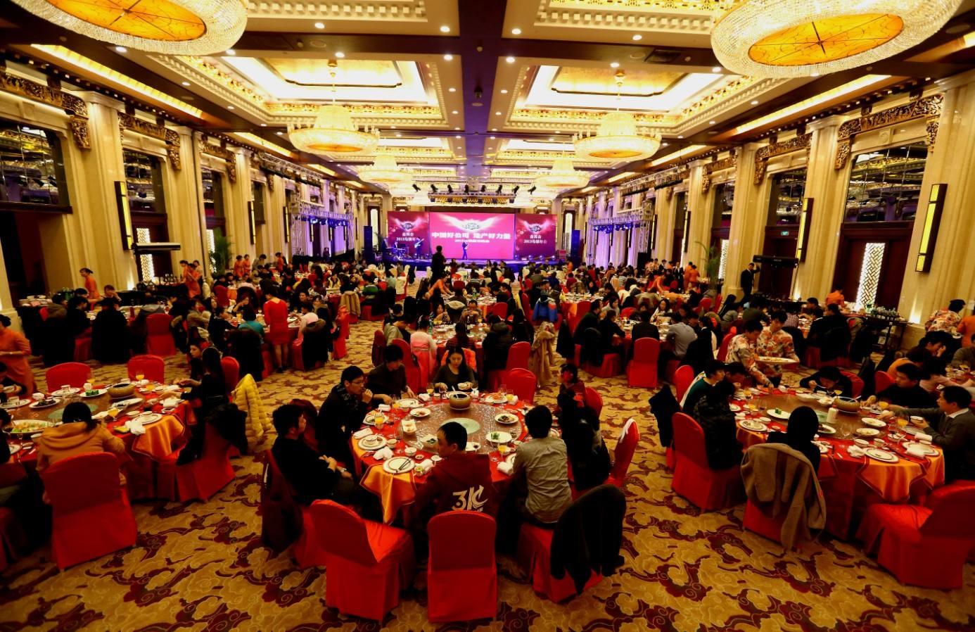 一部优秀的上海企业年会宣传片