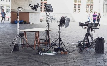 如何广告片拍摄制作一部优秀的公司宣传片